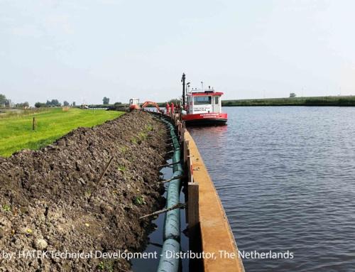Drainage Aanlegplaats Nieuwe Maatsweg te Eemnes