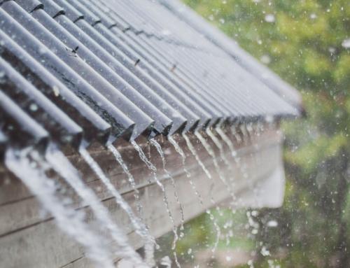 Infiltración de aguas pluviales