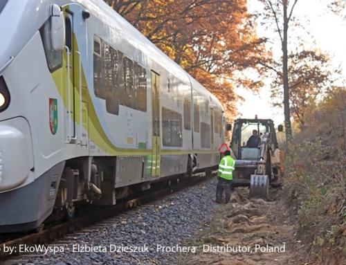 Drainage Railway Polen