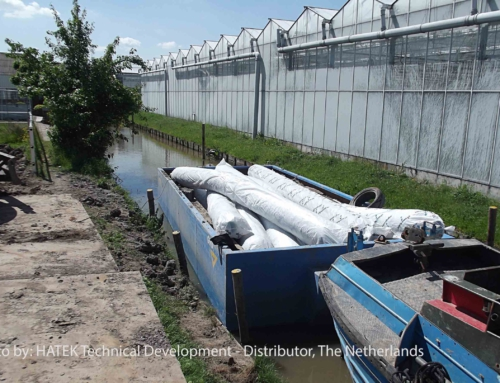 Drainage Wateringen – Holland
