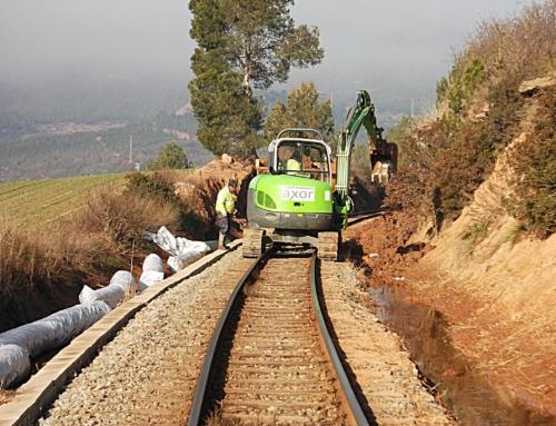 Drainage Suria mines Railway Part-1